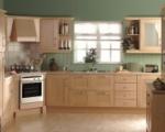 Lựa chọn chất liệu hoàn hảo cho tủ bếp nhà bạn